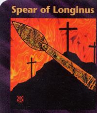 Iluminati - prorocanske karte ICG_Spear_Longinus