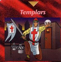 Iluminati - prorocanske karte ICG_Templars