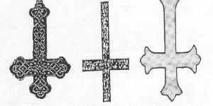 the Inverted Cross   Antichrist Cross Symbol