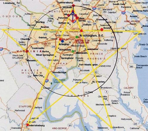 Washington Dc Shooting: SURPRISING -- AND UNEXPECTED -- OCCULT SYMBOLISM UNCOVERED