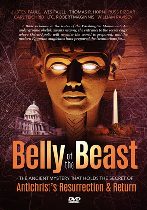 DVD Belly of the Beast Antichrists Resurrection and